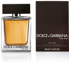 Dolce & Gabbana The One For Men EDT (50mL)