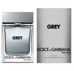 Dolce & Gabbana The One For Men Grey EDT (30mL)