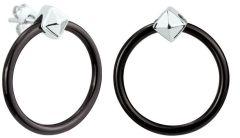 Dondella Earrings Ceramic Rhomb  CDO8-1-E