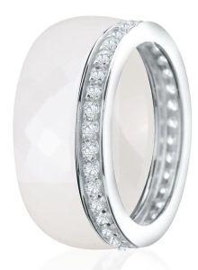 Dondella Ring Ceramic Double 18 CJT8-2-R-57