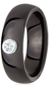 Dondella Ring Ceramic Spot 16.5  CJT26-1-R-52