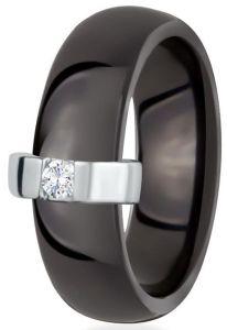 Dondella Ring Ceramic Silk 17  CJT3-1-R-54
