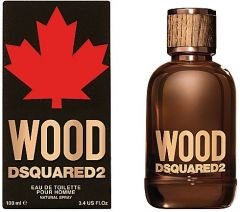 Dsquared Wood For Him EDT (100mL)