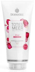 Dermasel Cream Shower Gel Rose (200mL)