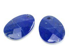 Sparkling Jewels Ear Charms Lapis Lazuli Big Bang Gemstones