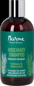 Nurme Looduslik Rosmariini Šampoon ProVitamin B5 (250mL)