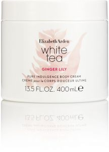 Elizabeth Arden White Tea Ginger Lily Body Cream (400mL)