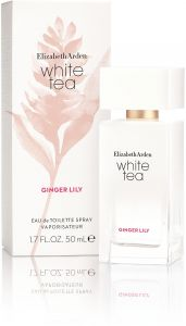 Elizabeth Arden White Tea Ginger Lily EDT (50mL)