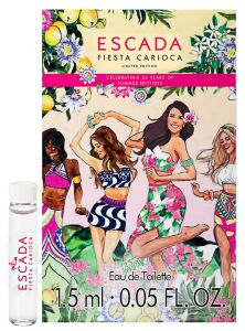 Escada Fiesta Carioca EDT (1.5mL) Vial