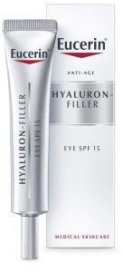 Eucerin Hyaluron-Filler Eye SPF15 (15mL)