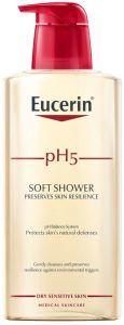 Eucerin pH5 Soft Shower (400mL)