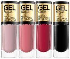 Eveline Cosmeticsgel Laque Nail Polish (8mL)