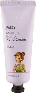 FASCY Moisture Bomb Violet Hand Cream (40mL)