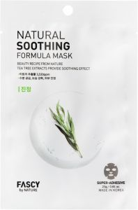 FASCY Natural Soothing Face Mask (23g)