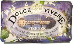 Nesti Dante Soap Dolce Vivere Firenze (250g)