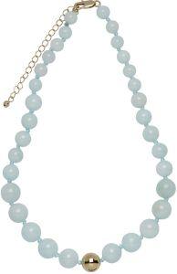 Buckley London Semi Precious Necklaces Amazonite FNL1198