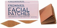 Frownies Facial Patches for Forehead and Between Eyes (144pcs)