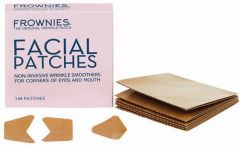 Frownies Facial Patches for Corners of Eyes and Mouth (144pcs)