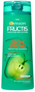 Garnier Fructis Grow Strong Shampoo (250mL)