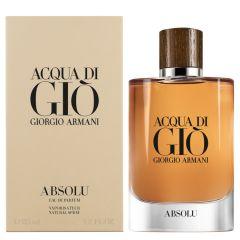 Giorgio Armani Acqua di Gio Absolu EDP (125mL)