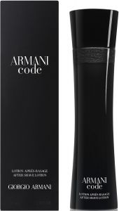 Giorgio Armani Black Code After Shave Lotion (100mL)