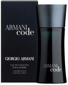 Giorgio Armani Black Code EDT (75mL)