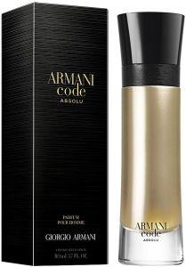 Giorgio Armani Code Absolu Eau de Parfum