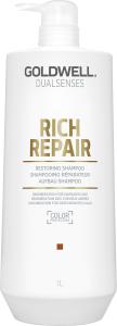 Goldwell DS Rich Repair Restoring Shampoo (1000mL)