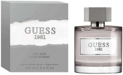 Guess 1981 For Men EDT (100mL)