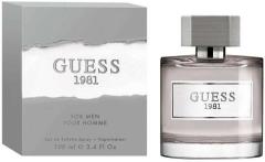 Guess 1981 For Men Eau de Toilette