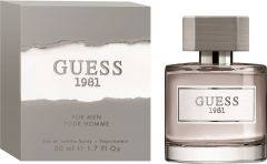 Guess 1981 For Men EDT (50mL)