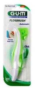 Gum Flosbrush Automatic Green
