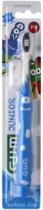 Gum Junior (7-9Years) Toothbrush Blue
