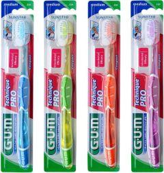Gum Technique Pro Toothbrush Medium