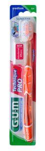 Gum Technique Pro Toothbrush Medium Orange