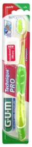 Gum Technique Pro Toothbrush Soft Green