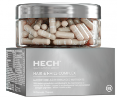 HECH Hair and Nails Complex Capsules (90pcs)