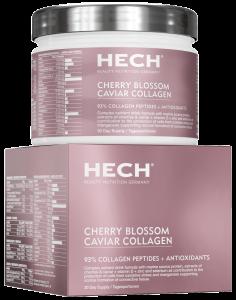 HECH Cherry Blossom Caviar Collagen Pulver (180g)