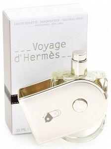 Hermes Voyage d'Hermes EDT (35mL) Refillable