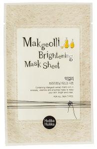 Holika Holika Makgeolli Brightening Mask Sheet (20mL)