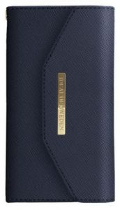 iDeal of Sweden Mayfair Clutch iPhone X/Xs, Navy