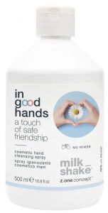 Z. One Concept Milk Shake In Good Hands Cosmetic Hand Cleansing Spray (500mL)
