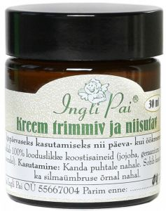 Ingli Pai Firming and Moisturizing Face Cream (30mL)
