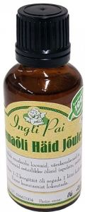 Ingli Pai Merry Christmas Sauna Oil (30mL)
