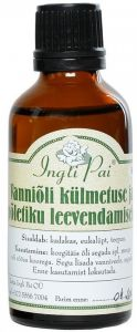 Ingli Pai Bath Oil To Relieve Cold And Inflammation (50mL)