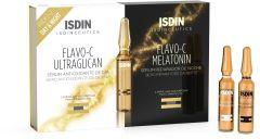 ISDIN Isdinceutics Flavo-C Day & Night (2pcs + 2pcs)