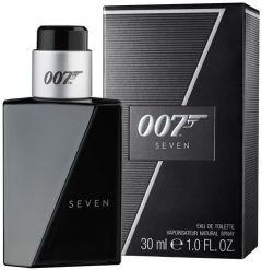 James Bond 007 Seven EDT (30mL)
