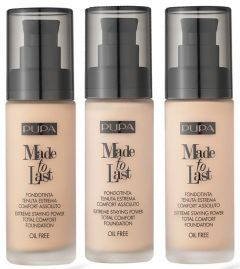 Pupa Foundation Made to Last (30mL)