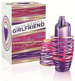 Justin Bieber Girlfriend EDP (50mL)