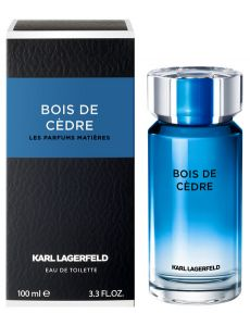 Karl Lagerfeld Bois de Cedre EDT (100mL)